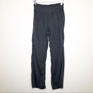 Lululemon | Women's Gray Workout Pants Size 6